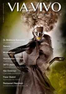 Via Vivo Magazine augustus september